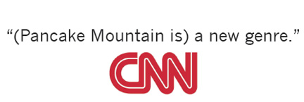 Pancake Mountain is a new genre - CNN